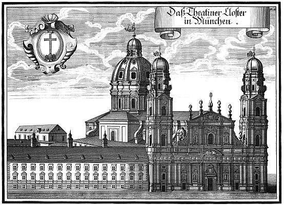 Theatinerkloster