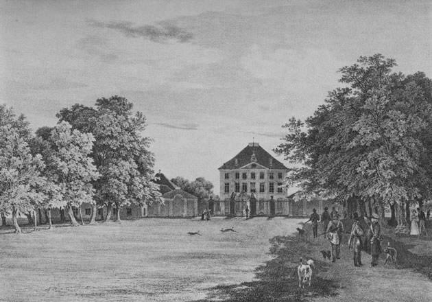 Königl. Jagdschloss Fürstenried