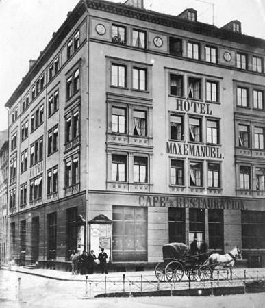 Hotel Max Emanuel