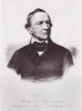Ludwig I. König von   Bayern