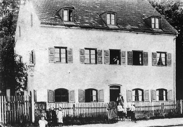 Schuster-Schidrich-Häuschen