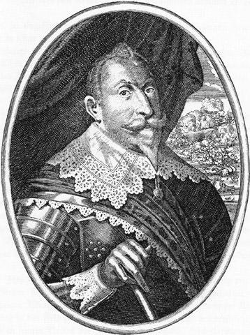 König Gustav Adolf von Schweden