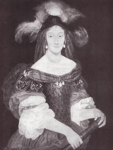 Kurfürstin Henrietta Adelaide von Savoyen