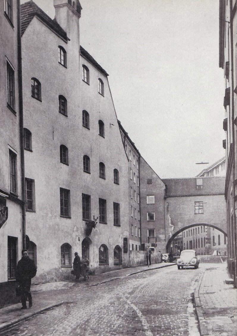 Die Pfistermühle