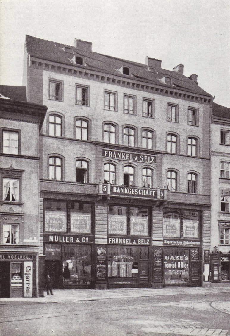 Haus am Promenadenplatz