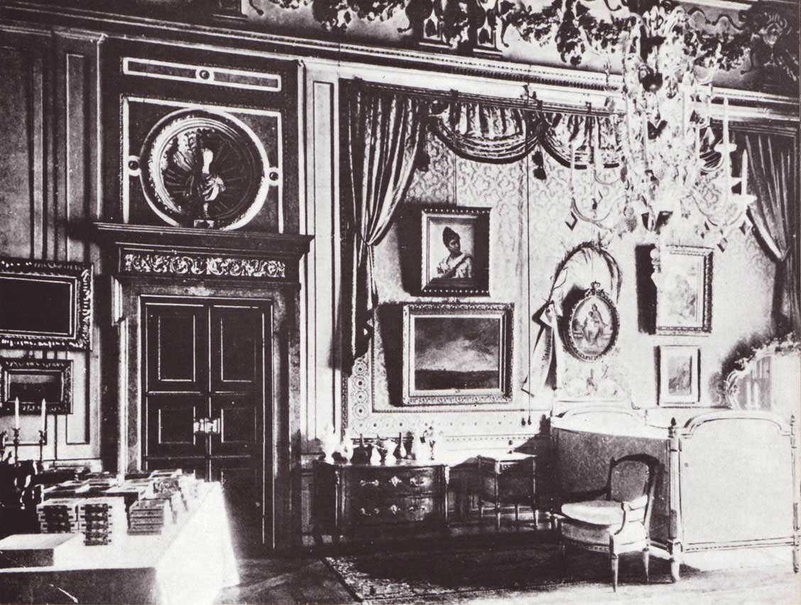 Wohnung des Prinzregenten