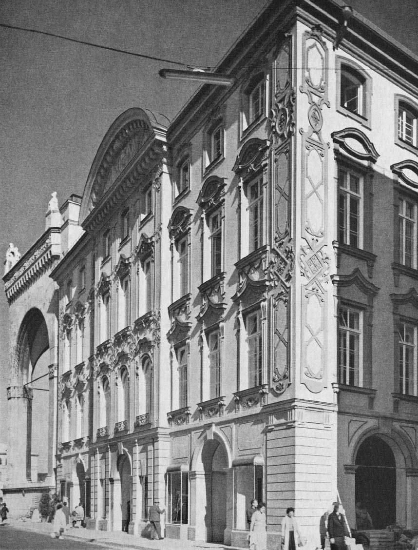Preysing-Palais