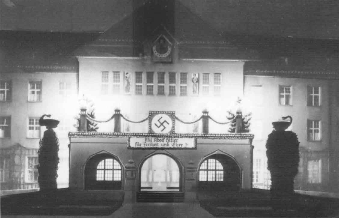 Krankenhaus Schwabing im Dritten Reich