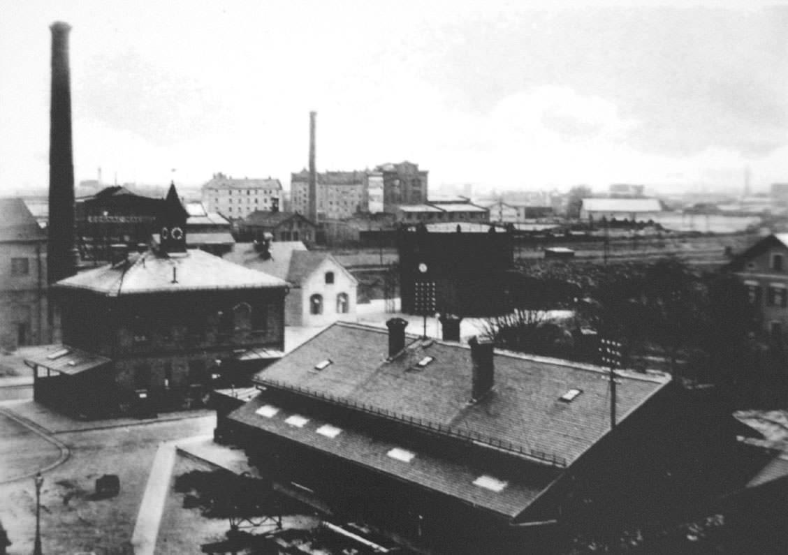 Gaswerk Am Kirchstein