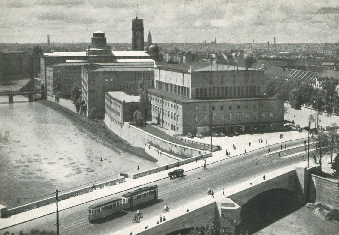 Ludwigsbrücke und Deutsches Museum