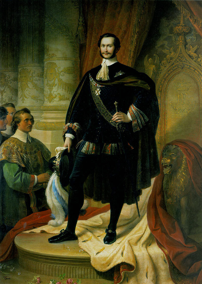 König Max II. Joseph