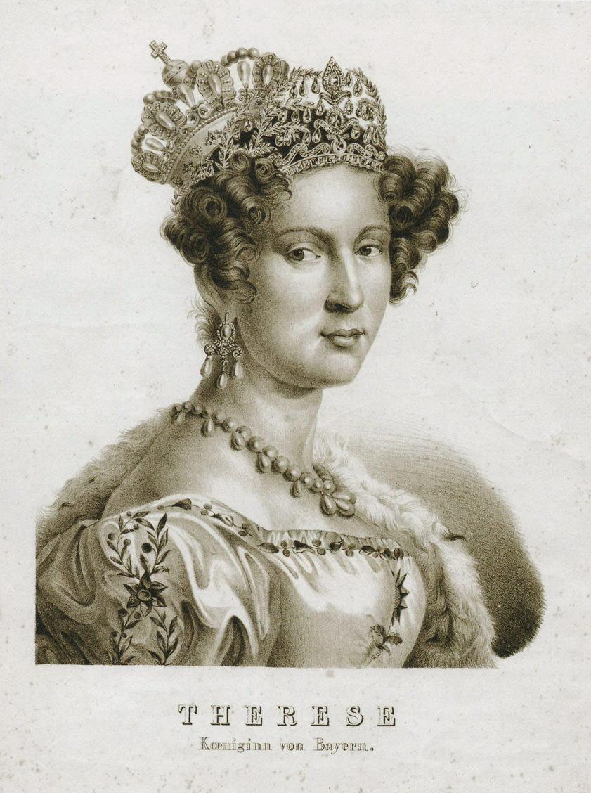 Therese Königin von Bayern