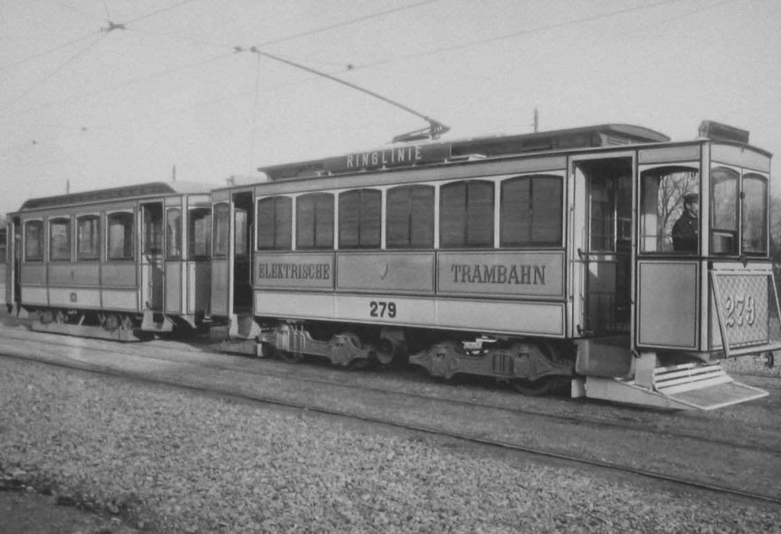 Elektrische Straßenbahn A 2.2