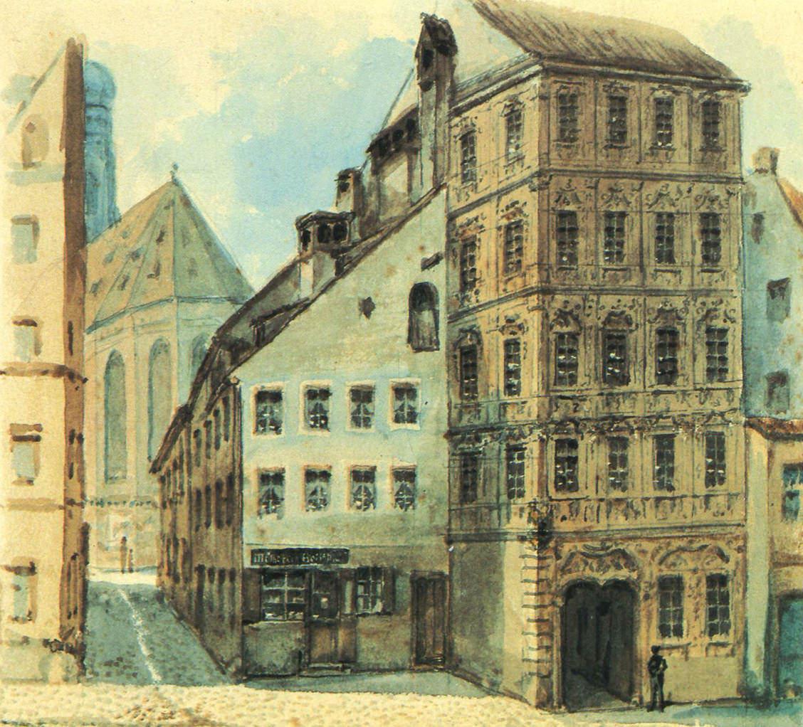 Gasthof Goldner Hahn