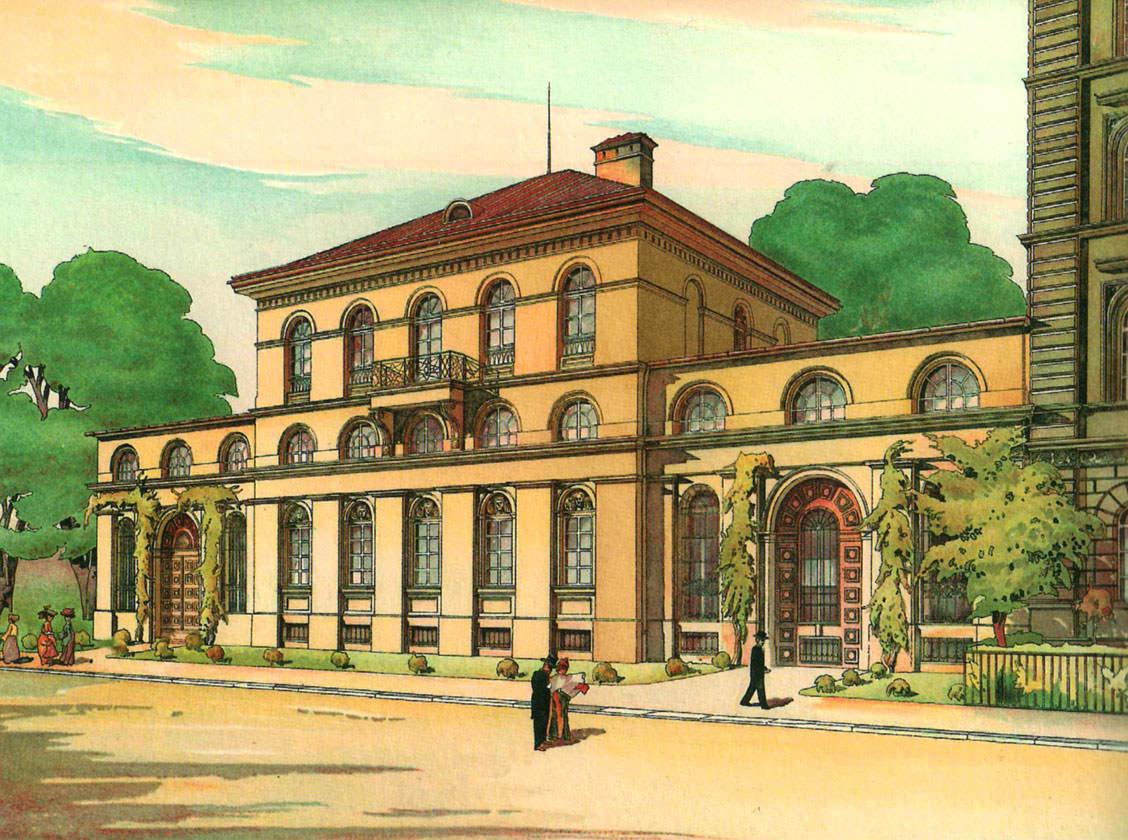 Palais Oettingen-Wallerstein