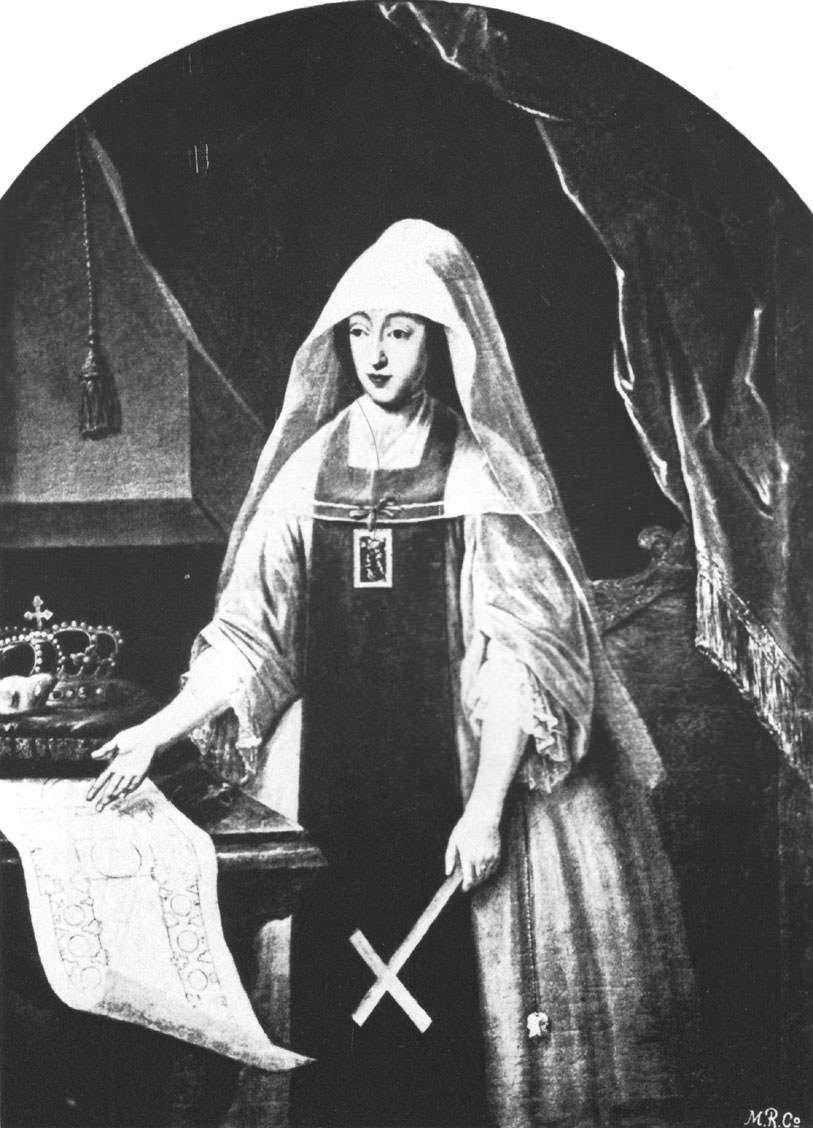 Kurfürstin Henriette Adelaide