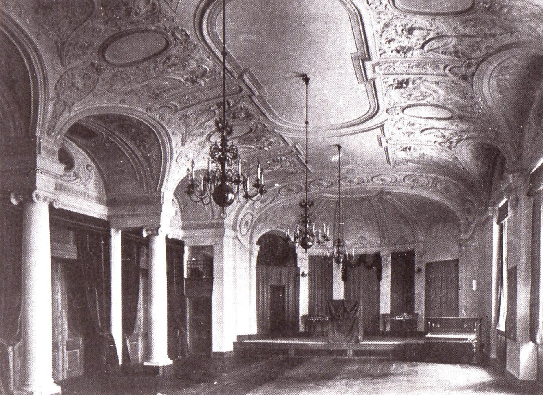 Kaimsaal Kammermusiksaal