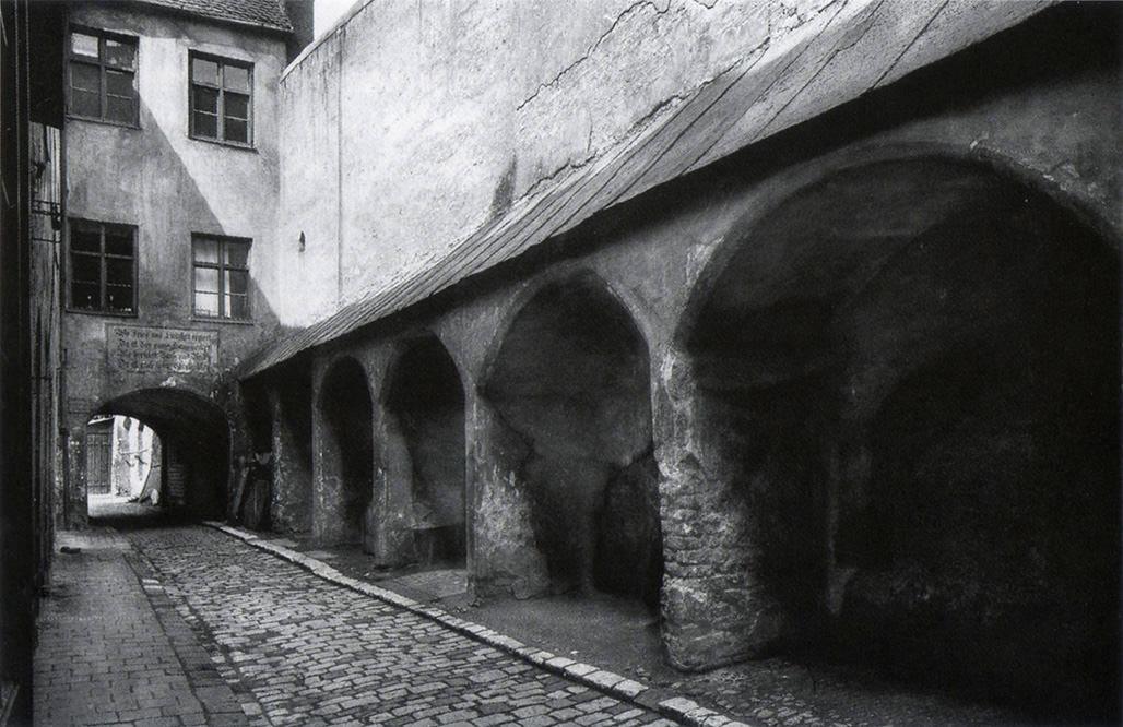Durchfahrt Kreuzstraße - Sendlinger Straße