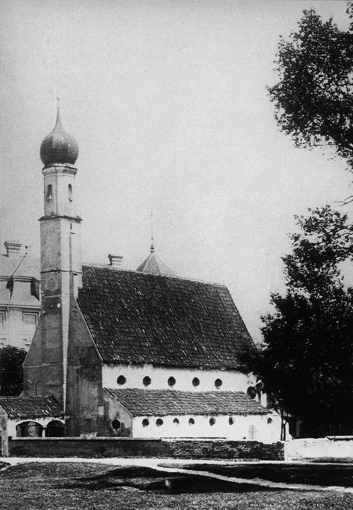 St. Nikolai in Schwabing