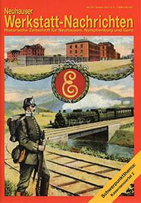 Neuhauser Werkstatt-Nachrichten - Heft Nr. 28