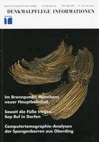 Bayerisches Amt für Denkmalpflege - Denkmalpflege Information 2016/02