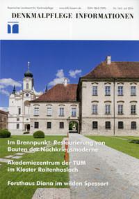 Bayerisches Amt für Denkmalpflege - Denkmalpflege Information 2016/07