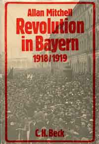 Revolution in Bayern 1918/1919