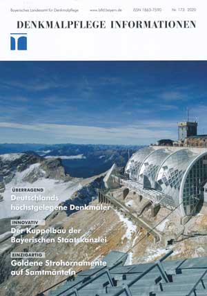 - Denkmalpflege Informationen 2020