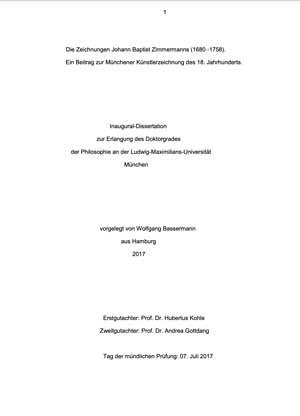 Bassermann Wolfgang -