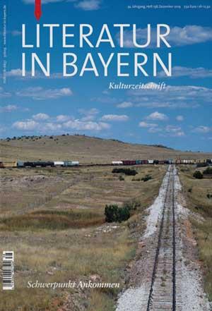 - Literatur in Bayern Nr. 138