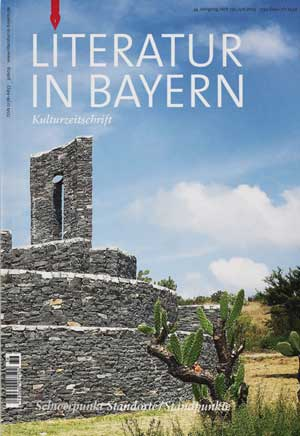 - Literatur in Bayern Nr. 136