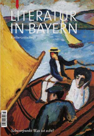 - Literatur in Bayern Nr. 133