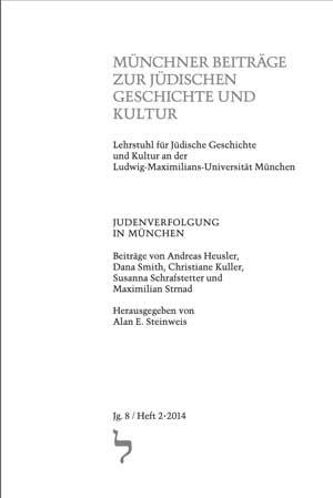 Heusler Andreas, Smith Dana, Kuller Christiane, Schrafstetter Susanna, Strnad Maximilian -