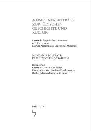 Ude Christian, Vogel Hans-Jochen, Salamander Rachel -