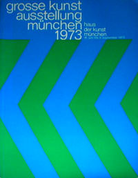 Grosse Kunstausstellung 1973