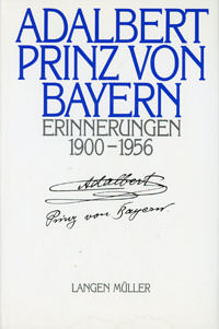 Adalbert Prinz von Bayern -