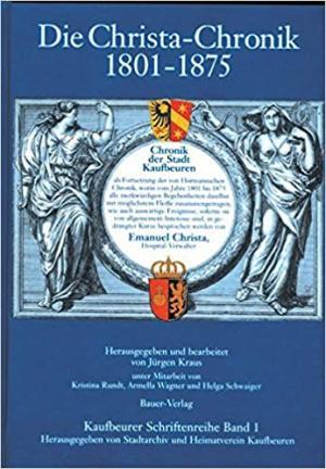 Die Christa-Chronik 1801-1875