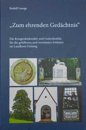 Rudolf Goerge - Zum ehrenden Gedächtnis