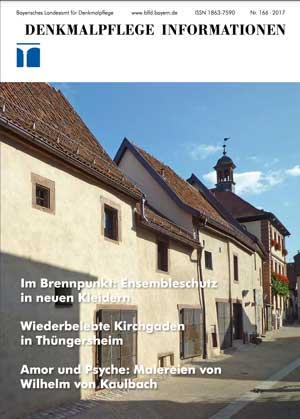 - Denkmalpflege Information 2017