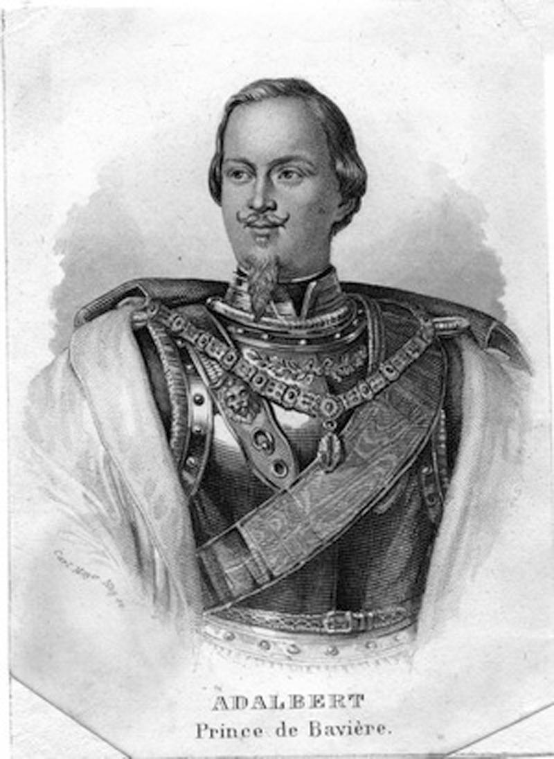 Adalbert von Bayern