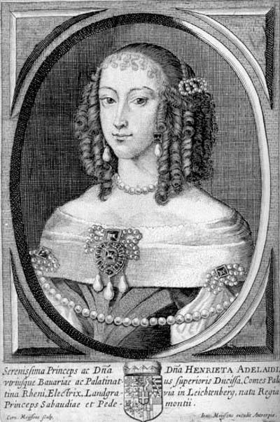 Henriette Adelheid von Savoyen