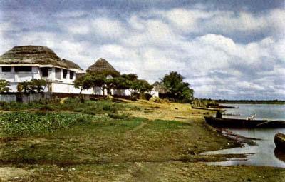 Anecho, Togo