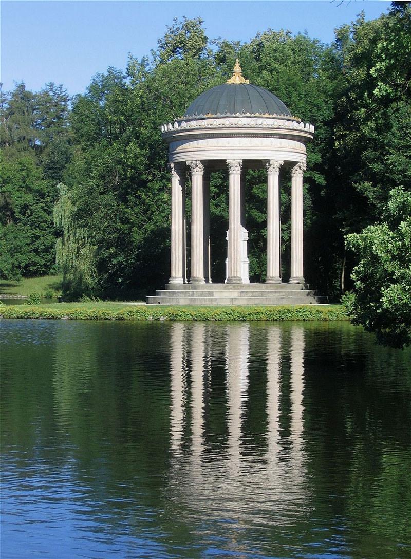 Apollotempel, Nymhenburg