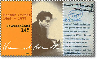 Arendt Hannah