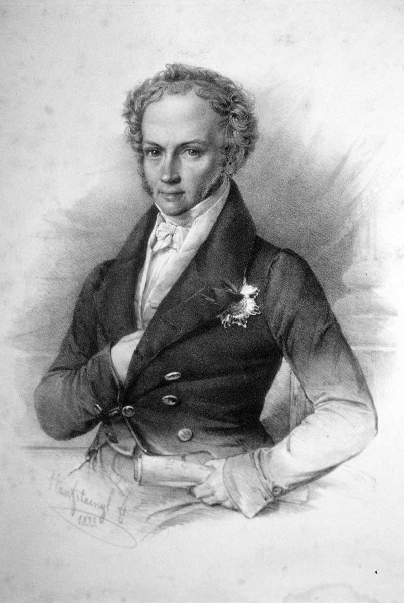 Armansperg Ludwig Graf von