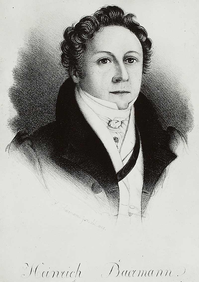 Bärmann Heinrich Joseph