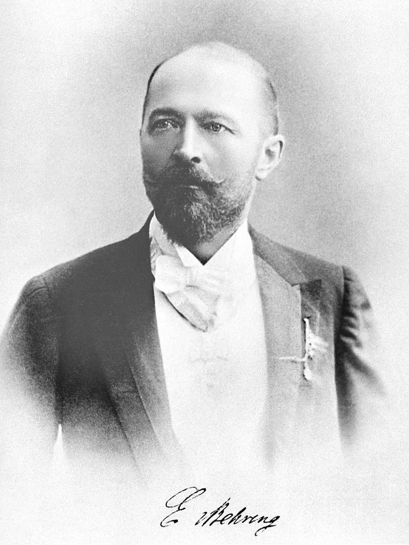 Behring Emil Adolph von