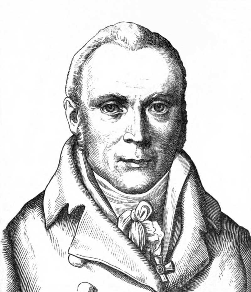 Blumenbach Johann Friedrich