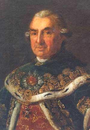 Brukenthal Samuel von Siebenbürgen
