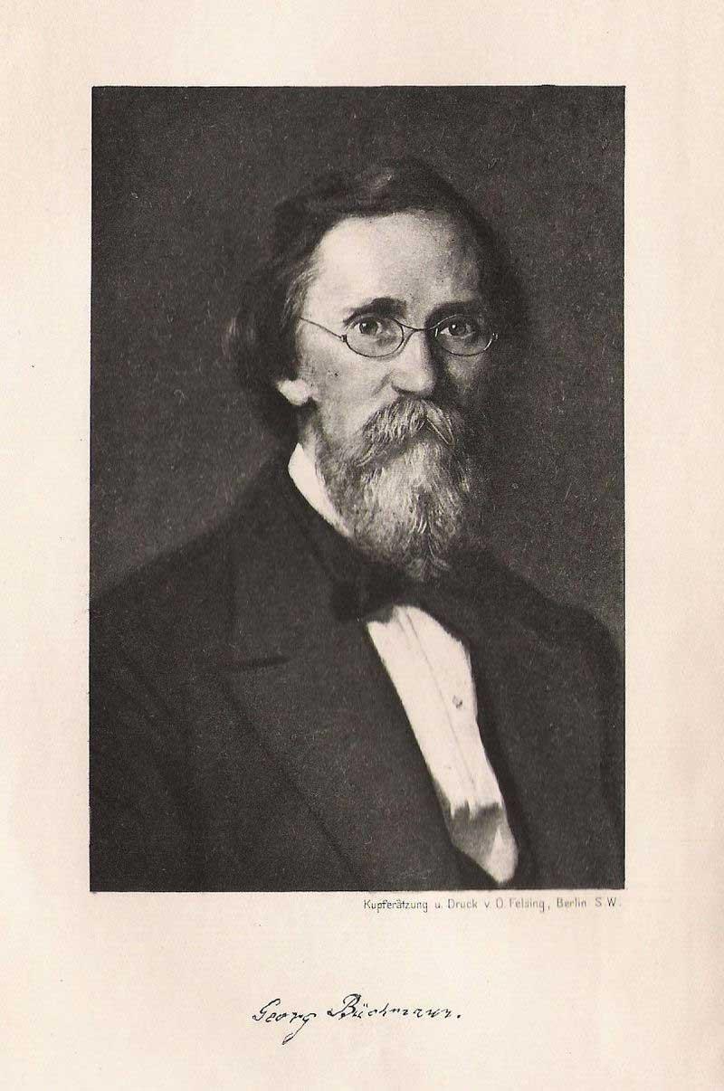 Büchmann Georg